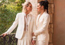 """Jogadoras da seleção de futebol feminino dos EUA se casam: """"10 anos esperando por esse momento"""""""
