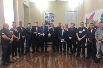 Fórum das Entidades das Polícias Civil e Militar da Paraíba protocola nova proposta para as polícias e espera reunião com o Governo do Estado