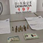 balas 620x414 150x150 - Preso homem suspeito de participar de roubo a banco na UFCG