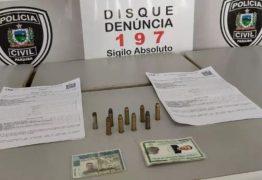 Preso homem suspeito de participar de roubo a banco na UFCG