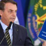 bolsonaro 1 150x150 - Bolsonaro sanciona, com vetos, nova lei do FGTS; limite passa a ser R$ 998