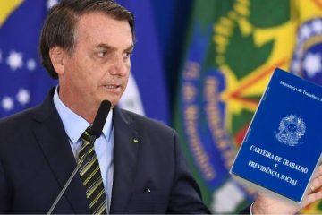 bolsonaro 1 360x240 - Bolsonaro sanciona, com vetos, nova lei do FGTS; limite passa a ser R$ 998
