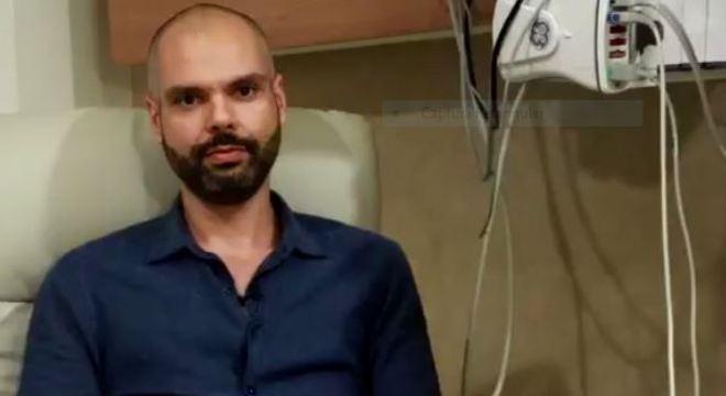 bruno covas ainda internado 08112019082348188 - Prefeito de São Paulo é internado em UTI após sangramento no fígado