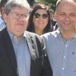 bruno e joao 750x375 150x150 - Filiado ao PSB, líder da oposição ao Governo Romero em CG rejeita RC e avisa que vai seguir ao lado de João Azevêdo