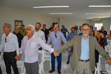 Vereador Durval Ferreira participa da posse de pastores da Paraíba