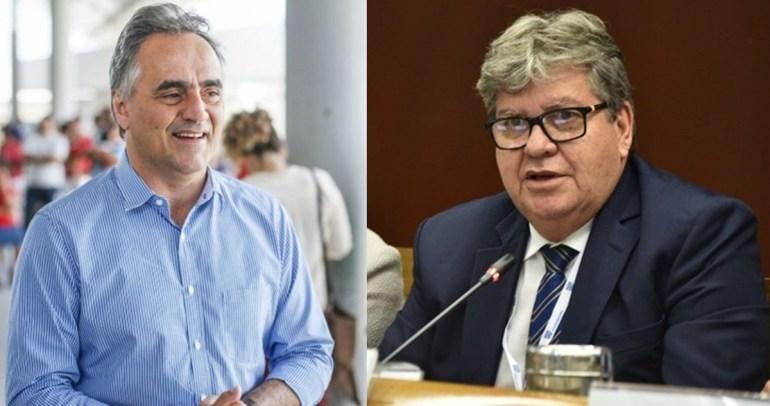 cartaxoazevedo - Cartaxo aceita dialogar com Azevêdo sobre sucessão na Capital