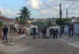 CRIME: Homem é assassinado a tiros em João Pessoa