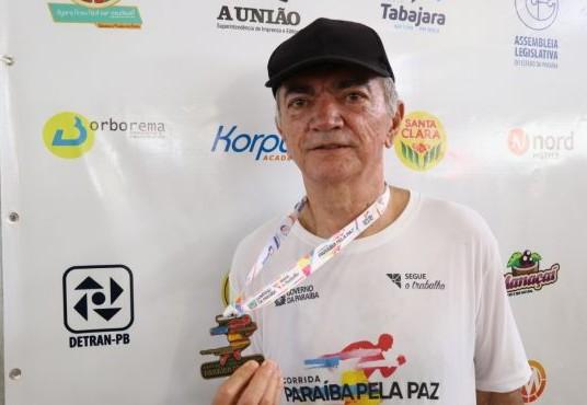 detran - Corrida Paraíba pela Paz: Detran-PB marca presença em evento solidário promovido pelo Estado