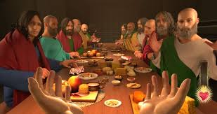 download 8 - I AM JESUS CHRIST: Jogo baseado no Novo Testamento deixa o jogador ser Jesus Cristo