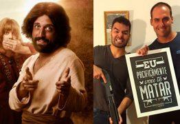 Duvivier rebate críticas sobre especial de Natal: 'Ah, mas o Jesus deles é gay'