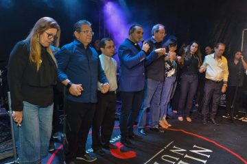Adriano Galdino prestigia festa da padroeira em Pocinhos e fala sobre resgate da festa – VEJA VÍDEO