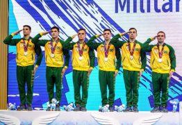Brasil está entre as potencias dos Jogos Mundiais Militares