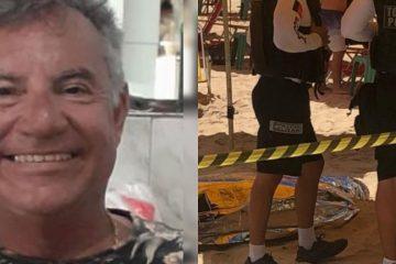 empresário golfinhos 360x240 - EXECUÇÃO OU ASSALTO? Empresário assassinado no Golfinhos comemorava aniversário de 60 anos