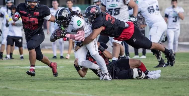 espectros - FINAL EM BLUMENAU: João Pessoa Espectros decide neste sábado final do Brasil Bowl 2019 em busca do bi