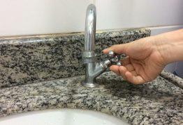 Falta água em 12 bairros de João Pessoa neste domingo (1º); confira