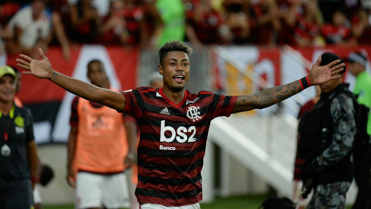 flamengo brunohenrique proposta china divulgacaoflamengo 1280 - Flamengo responde acusação de doping envolvendo Bruno Henrique - VEJA VÍDEO