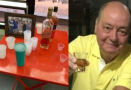 """Pink Floyd, whisky e alegria"": professor morre e deixa manual do velório"
