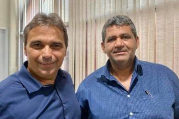 Genival Matias comemora filiação do prefeito de Riacho de Santo Antônio ao Avante e destaca: 'Chega para fazer parte da nossa família'