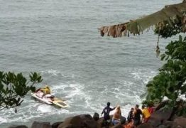 Mulher grávida morre ao cair de deck de 10 metros