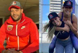 CASOS DE FAMÍLIA: Hulk assume namoro com sobrinha de ex-esposa