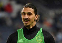 Milan acerta a contratação de Ibrahimovic