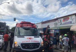 Três pessoas sofrem descarga elétrica após ônibus arrastar fiação de alta tensão na Paraíba