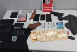 Polícia prende homem suspeito de praticar dois homicídios na Paraíba