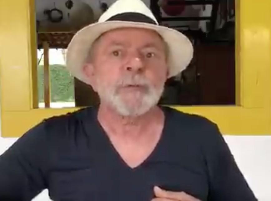 lula 868x644 - REDES SOCIAIS: Lula ataca imprensa, critica preço da carne e comemora derrota parcial do projeto anti-crime de Moro; VEJA VÍDEO