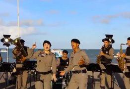 Polícia Militar da Paraíba viraliza nas redes sociais após gravar vídeo de 'boas festas' – VEJA VÍDEO