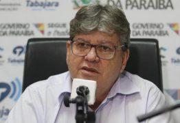 Coletiva de João Azevêdo: Governador fará um balanço positivo de 2019 e deve anunciar obras para 2020
