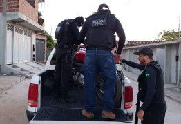 RABO DA GATA: Operação prende oito pessoas e desarticula associação criminosa na região de Princesa Isabel