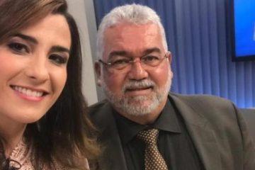 'NO A': Colunista que pediu demissão ao vivo é confirmado em novo telejornal de Patrícia Rocha, na Arapuan