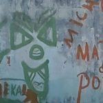 pichação 620x414 150x150 - Jovens furtam tinta da Cagepa e picham frases pró-crime em quadra municipal