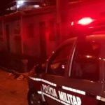 policiacruzdasarmas 150x150 - Mulher é atingida com tiro na cabeça enquanto pilotava moto em São Bento