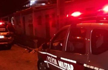policiacruzdasarmas 360x235 - FEMINICÍDIO: Mulher é atingida com tiro na cabeça enquanto pilotava moto em São Bento