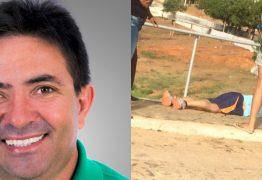 QUEIMA DE ARQUIVO: Prefeito assassinado durante caminhada era investigado por fraudes em construção de escolas