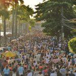 procissao3 150x150 - Festa de Nossa Senhora da Conceição atrai uma multidão pelas ruas de Campina Grande