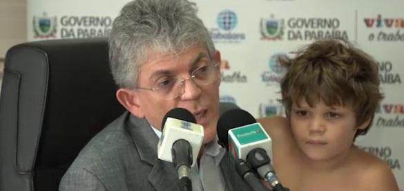ricardo henri - Ricardo Coutinho perde guarda do filho emliminar - VEJA DOCUMENTO
