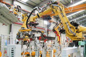 robos industriais 1 360x240 - Novas tecnologias digitais aumentam produtividade de empresas