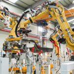 robos industriais 150x150 - Novas tecnologias digitais aumentam produtividade de empresas