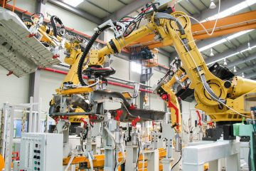 robos industriais 360x240 - Novas tecnologias digitais aumentam produtividade de empresas