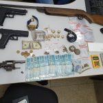 roubos 150x150 - Dois homens são presos suspeitos de assaltos em Cabedelo e João Pessoa