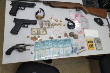 roubos 360x240 - Dois homens são presos suspeitos de assaltos em Cabedelo e João Pessoa