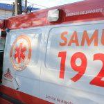 samu ambulancia foto walla santos 1 150x150 - ACIDENTE: Idoso é atropelado dentro de hipermercado em João Pessoa