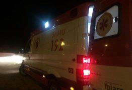 SOB EFEITO DO ÁLCOOL: Motorista é preso após atropelar duas pessoas e atingir veículos em Santa Rita