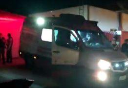 Após tentativa de assalto, suspeito morre e funcionário fica ferido