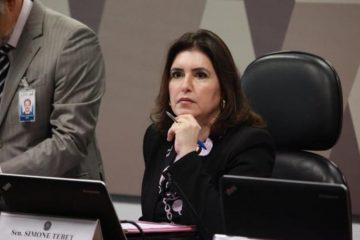 simone tebet negocia votar pacote anticrime da camara em troca de 2a instancia simone tebet  360x240 - CCJ do Senado aprova projeto que retoma prisão em segunda instância