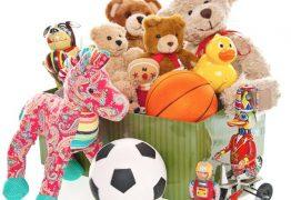 Samu realiza campanha de arrecadação de brinquedos em Campina Grande