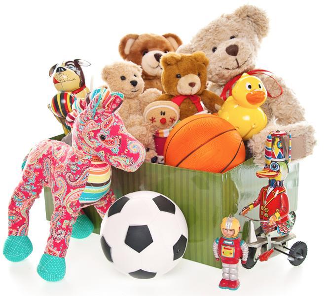 tn 0e7d5a3459 3816 brinquedos - Samu realiza campanha de arrecadação de brinquedos em Campina Grande