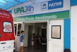 UPA de Patos fecha as portas durante todo domingo por falta de médicos